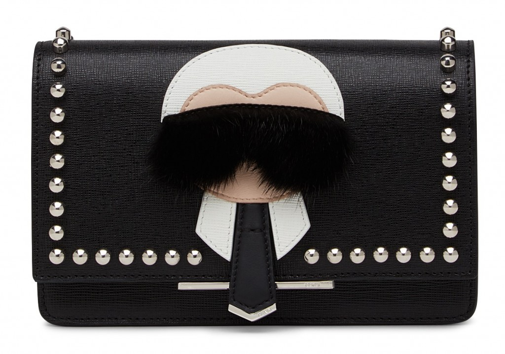 Karlito Goes Punk in Fendi's New Capsule Collection