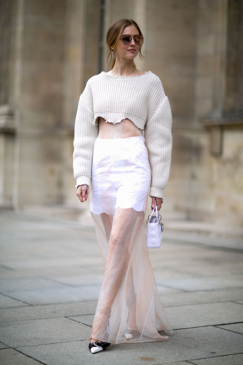 The Most Exceptional Street Style Moments outside the Dior Show