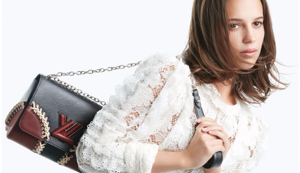 Watch Alicia Vikander Do the Twist for Louis Vuitton