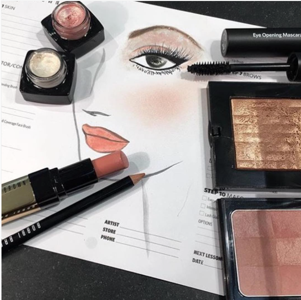 Bobbi Brown Makeup Lesson Dubai
