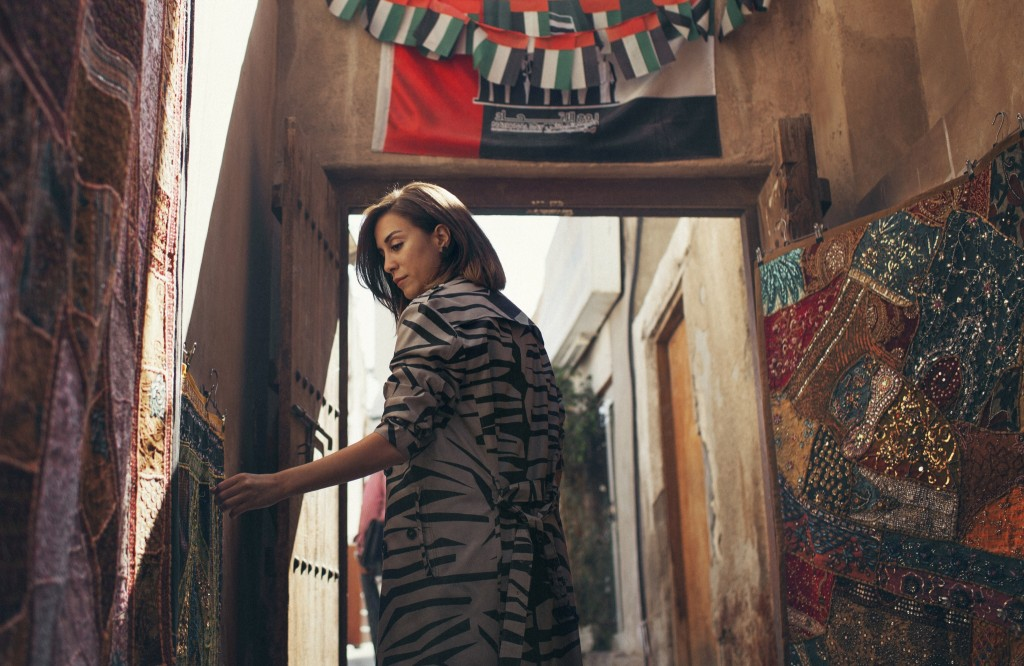 Burberry Taps More Middle Eastern Faces for 'Art of the Trench'