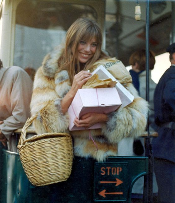 Raffia Bags, Inspired by Jane Birkin, Are So