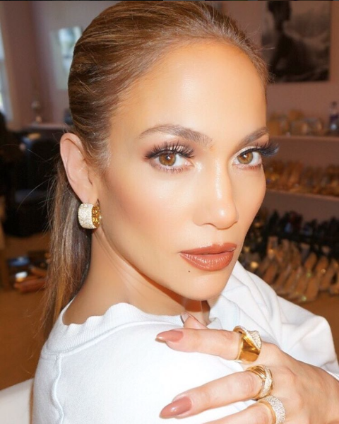 Beauty Products Jlo: 5 Celebrity Hairstyles To Inspire You This Weekend