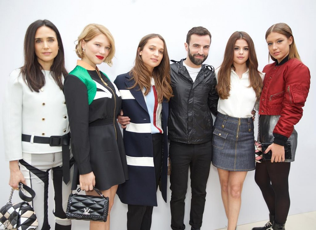 Nicolas Ghesquière and Friends: Meet the Maison's Muses