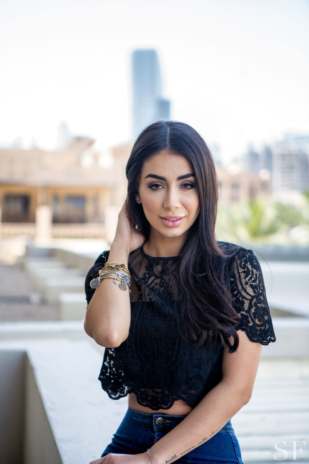 Lebanese Makeup Artist Maya Ahmad Reveals Her Beauty Routine