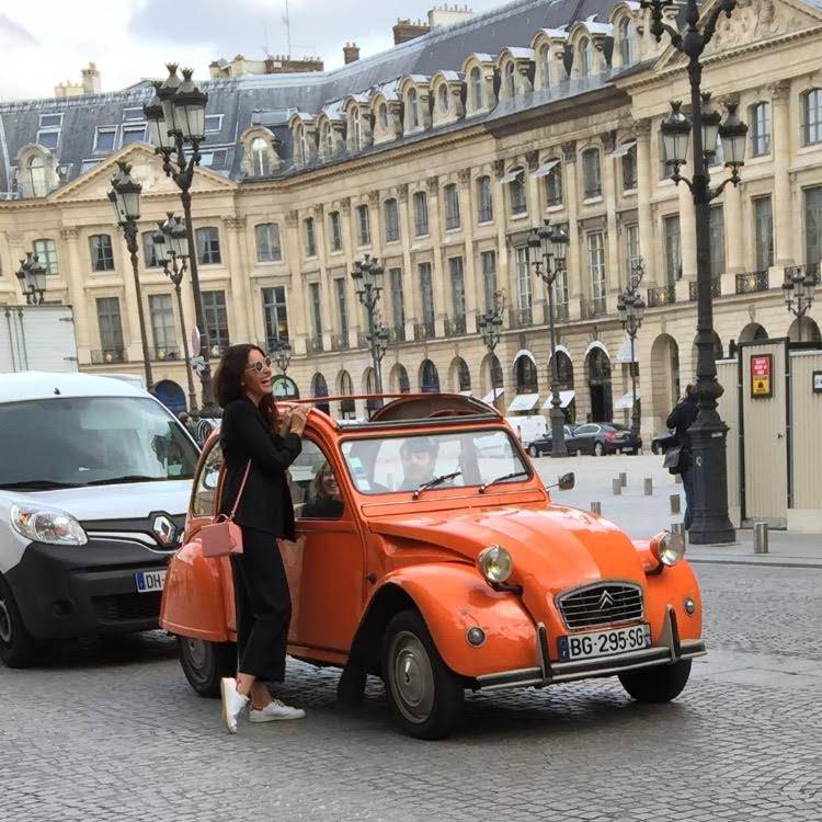 Racil Chalhoub's Paris Fashion Week Diary