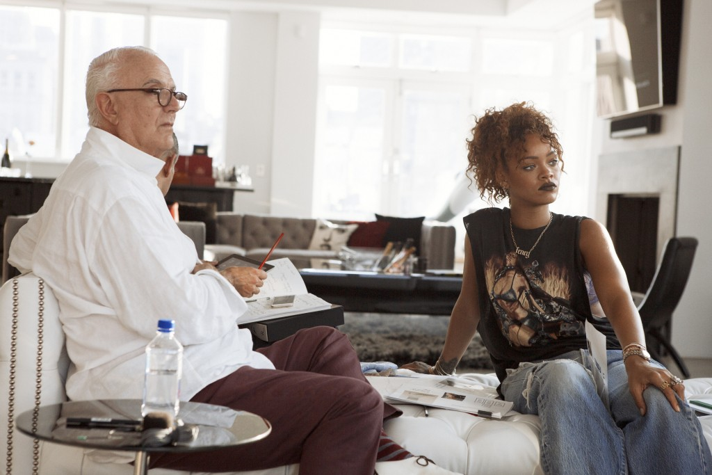 Rihanna and Manolo Blahnik Translate #BadGalRiRi Style into a Collection
