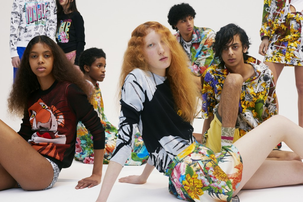 Kenzo x Jungle Book: An Unlikely Fashion and Movie Collaboration to Covet