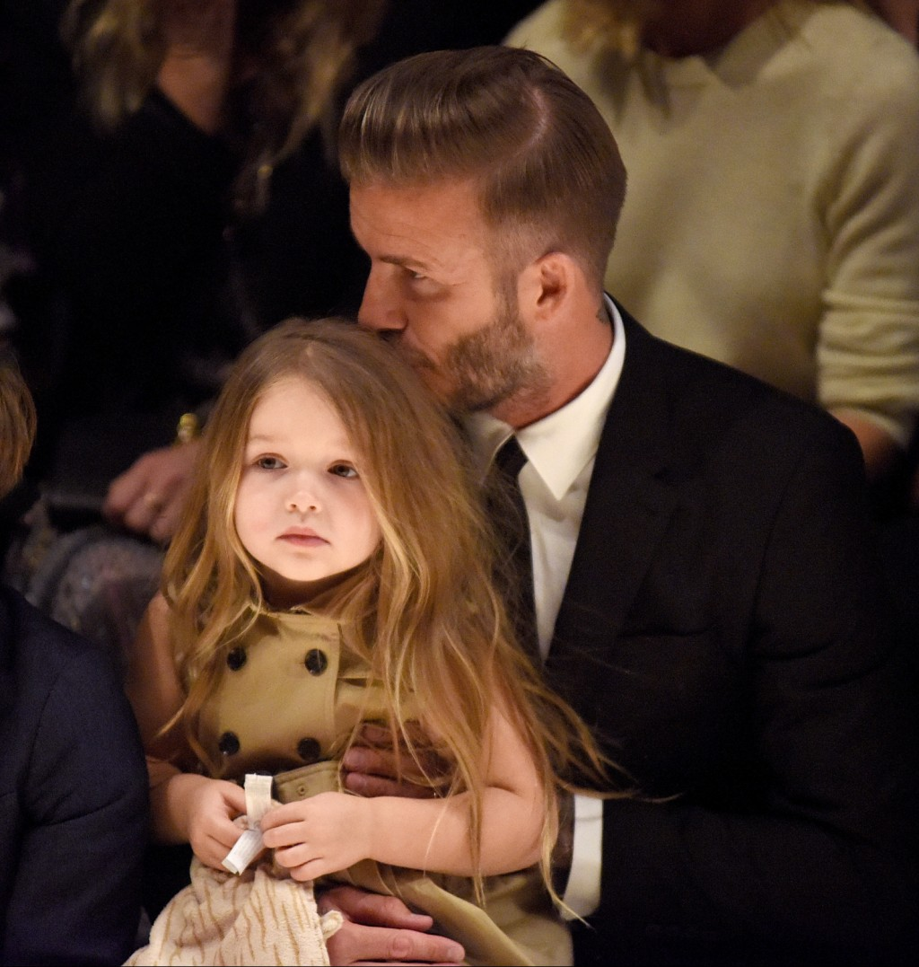 #PicturePerfect: 15 Times David Beckham Proved to Be the Cutest Dad