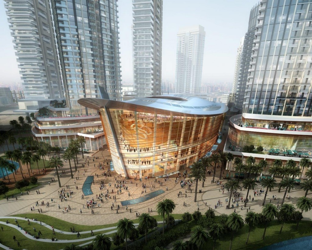 Tickets for Dubai Opera Are Now on Sale