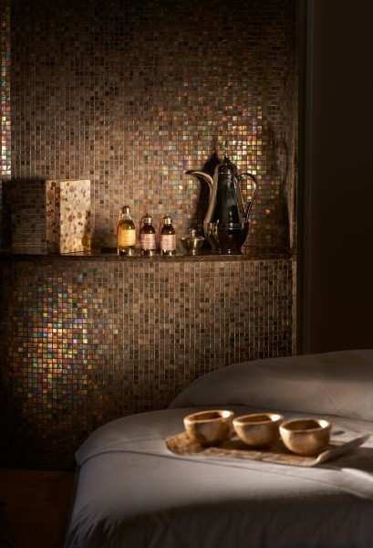 Fairmont The Palm Willow Stream Spa Organic Hammam