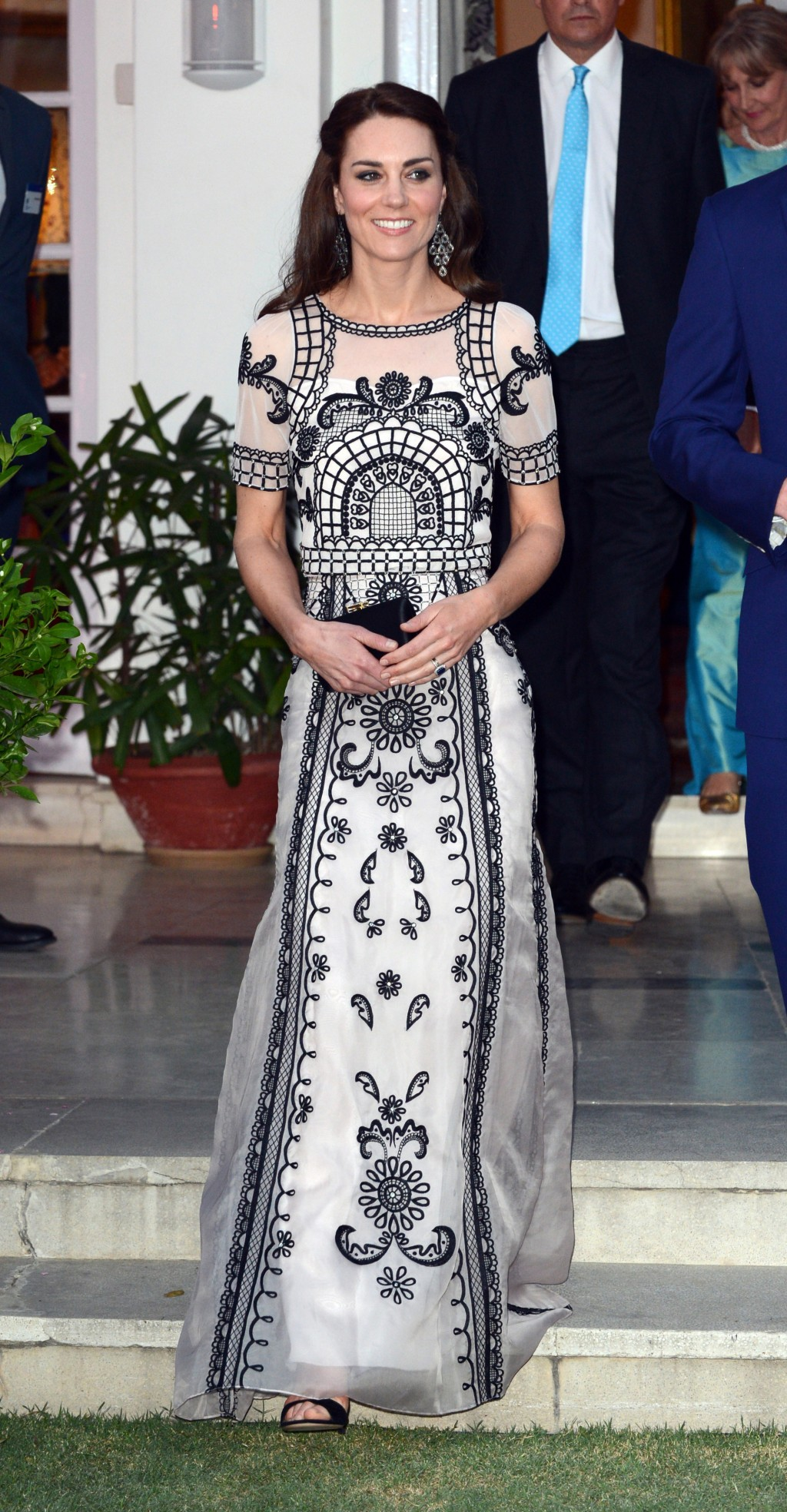 Get the Look of Kate Middleton's Outfits From Her Tour of India