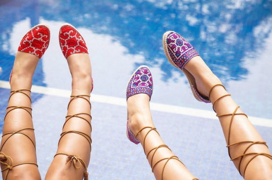 #ItGirlShoeView - See the Styles the Regional Tastemakers Are Snapping