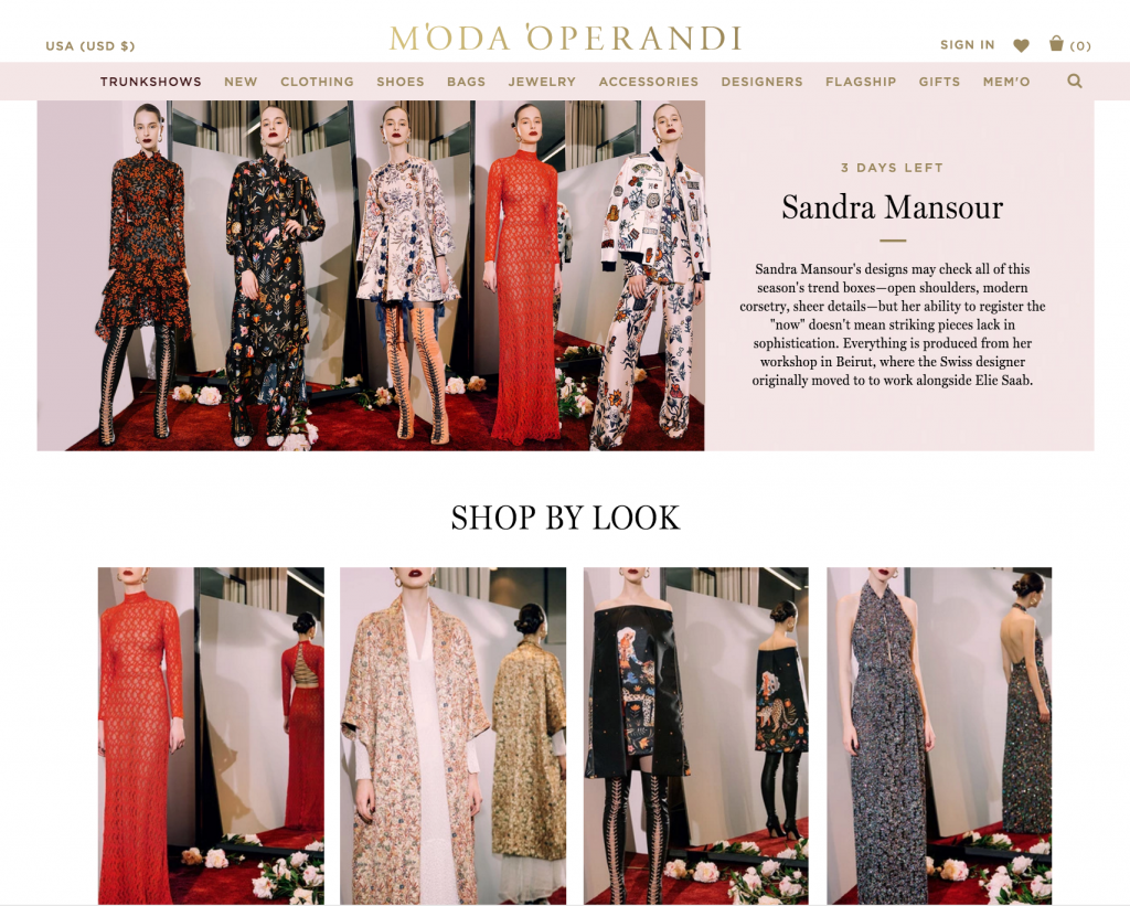 Moda Operandi Discusses Its Major Plans for the Middle East
