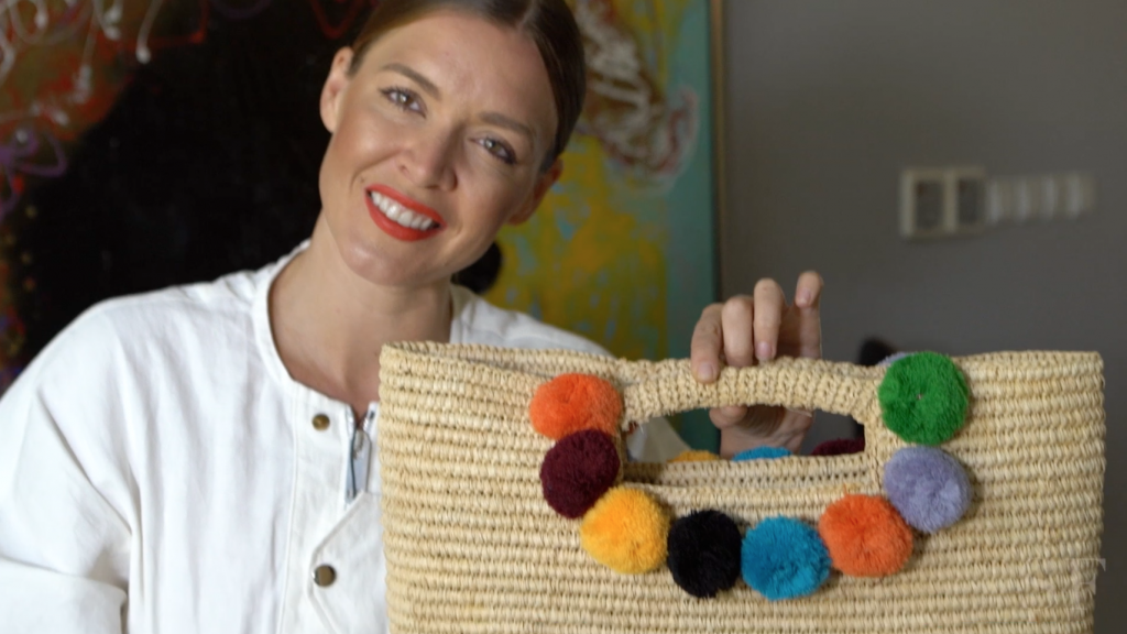 Natalia Shustova's Guide to Creating a Unique Bag