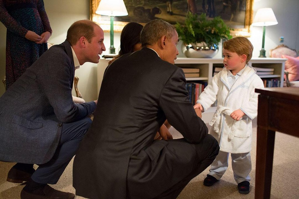 4 Robes Stylish Enough to Wear If You're Meeting President Obama