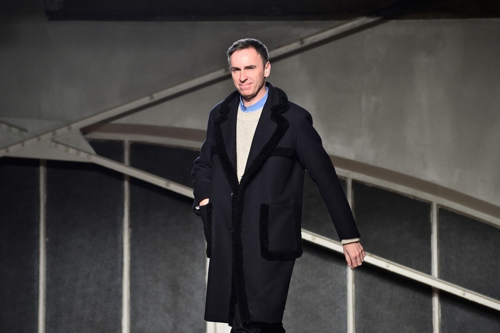 Francisco Costa Exits Calvin Klein and Raf Simons May Be His Replacement