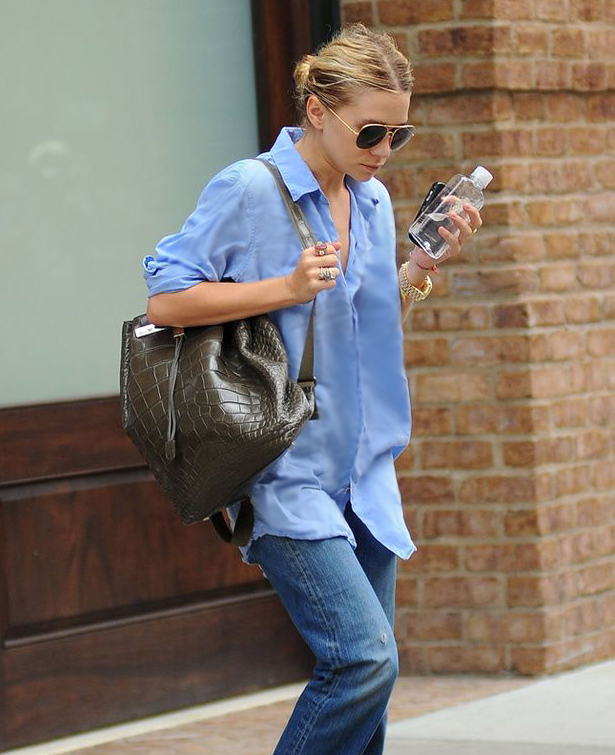 Only the Olsen Twins Can Make These Sandals Look Good