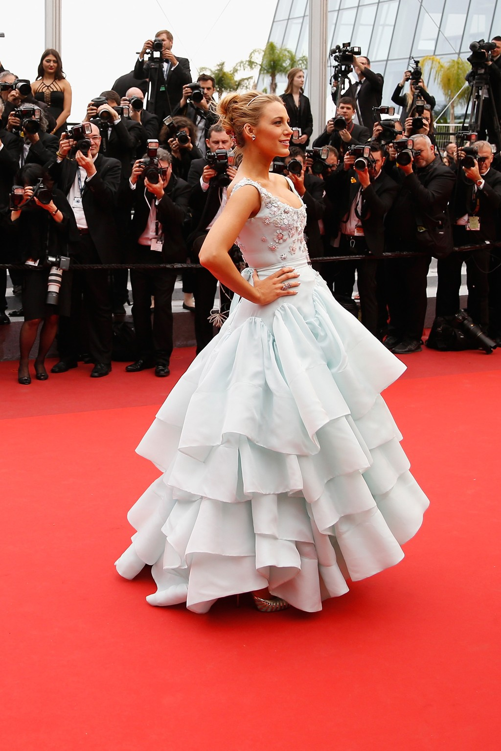It's Official: Blake Lively Is the Queen of the 2016 Cannes Red Carpet