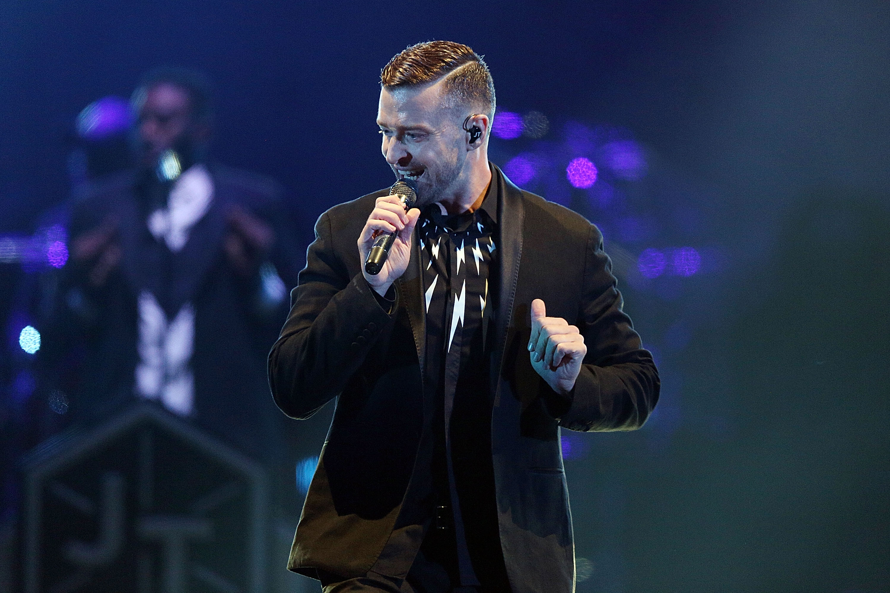 Justin Timberlake Performs Live In Melbourne