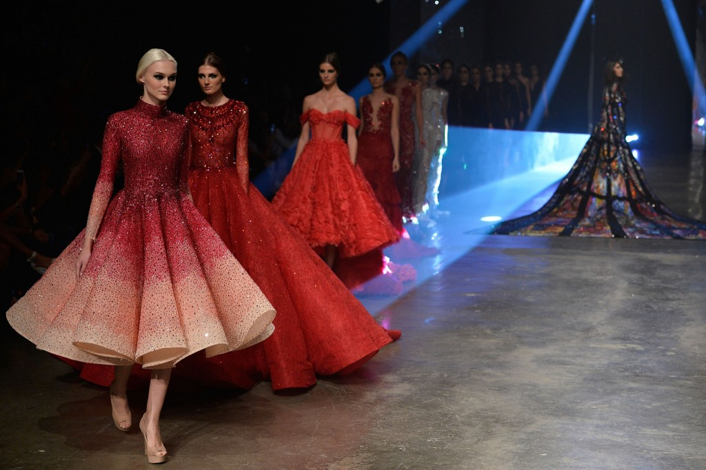 One Small Step for Dubai-Based Designers, One Giant Leap for Michael Cinco