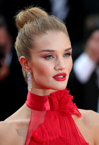 Rosie Huntingon-Whiteley Cannes 2016 Beauty