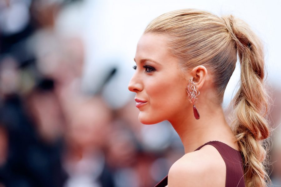 Blake Lively Beautiful Braid