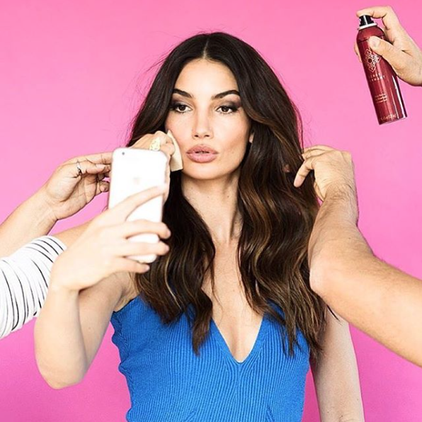 Thicker Hair Tips Lily Aldridge