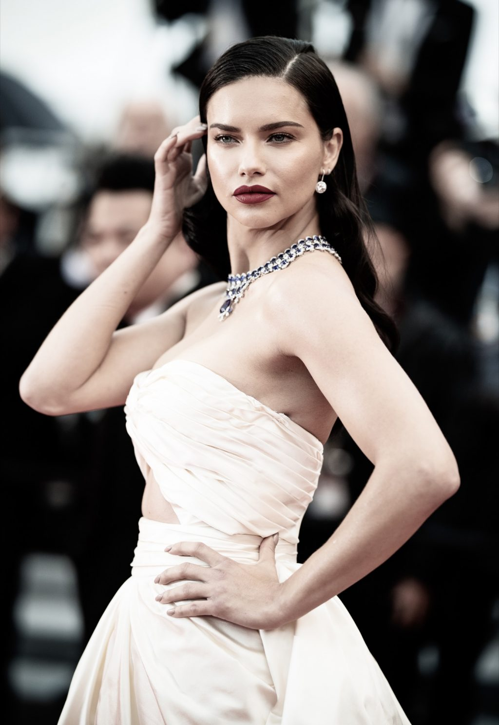 Adriana Lima's Best Beauty Looks – Vote for Your Favorite