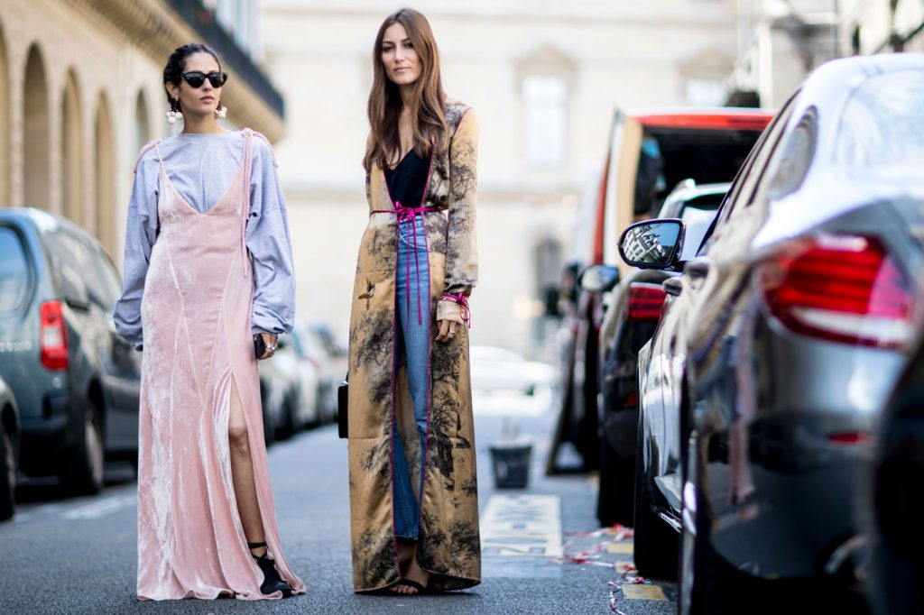 The Coolest Street Style Looks from Fall 2016 Couture Week