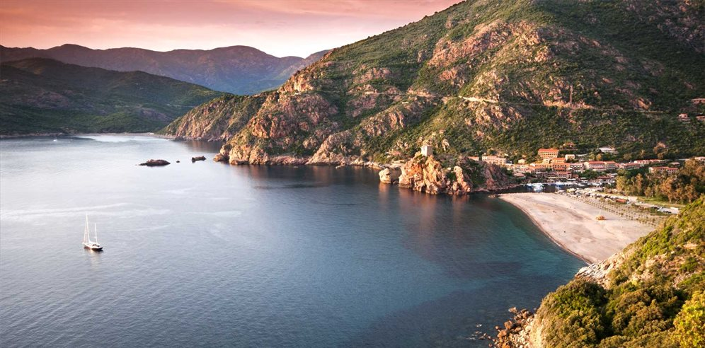 How to Travel through Corsica Like a Swimwear Designer