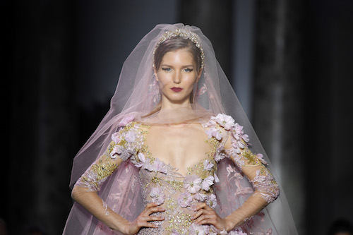 The Best Wedding Gowns from Paris Haute Couture Week