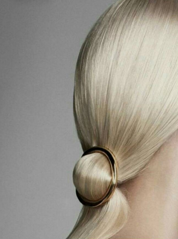 Hair brooch la cool et chic