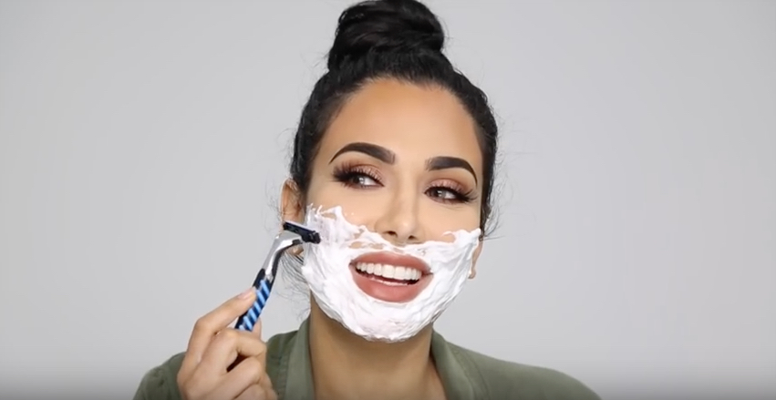 Huda Kattan's 4 Craziest Beauty Hacks