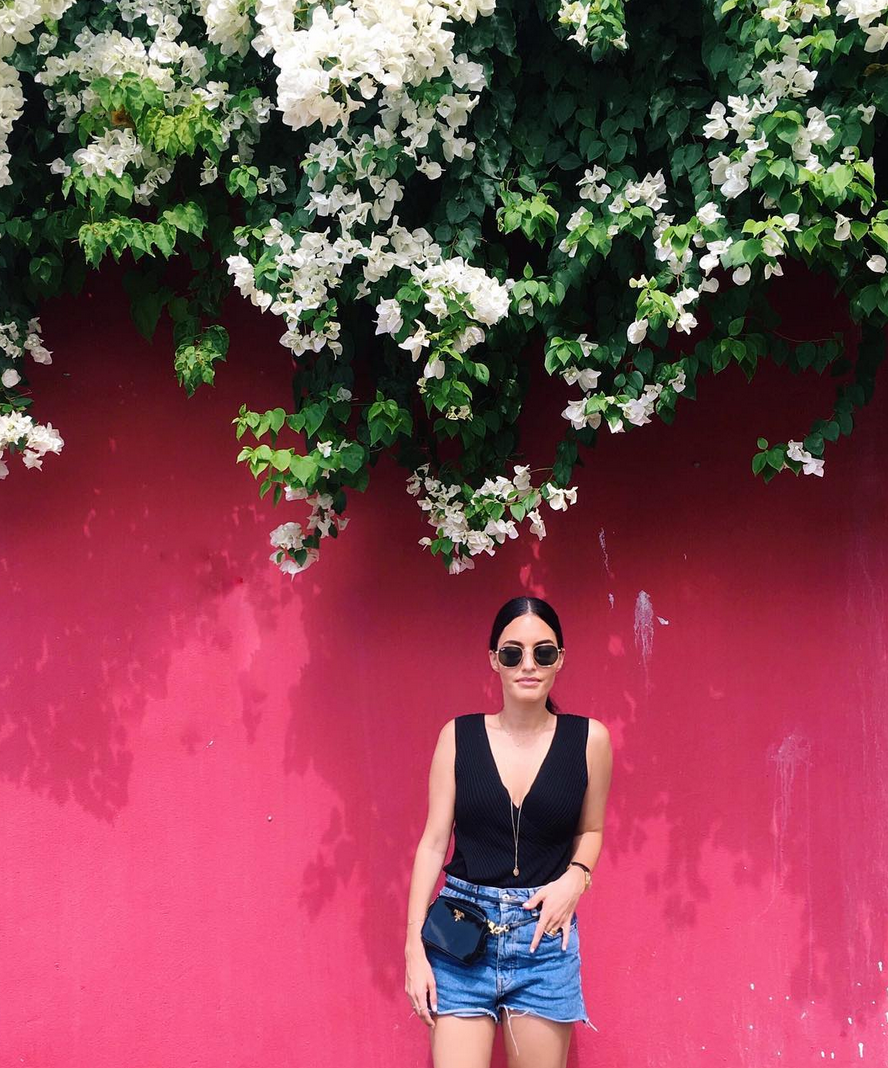 What the Middle East's Insta-Girls Have Been up to This Summer