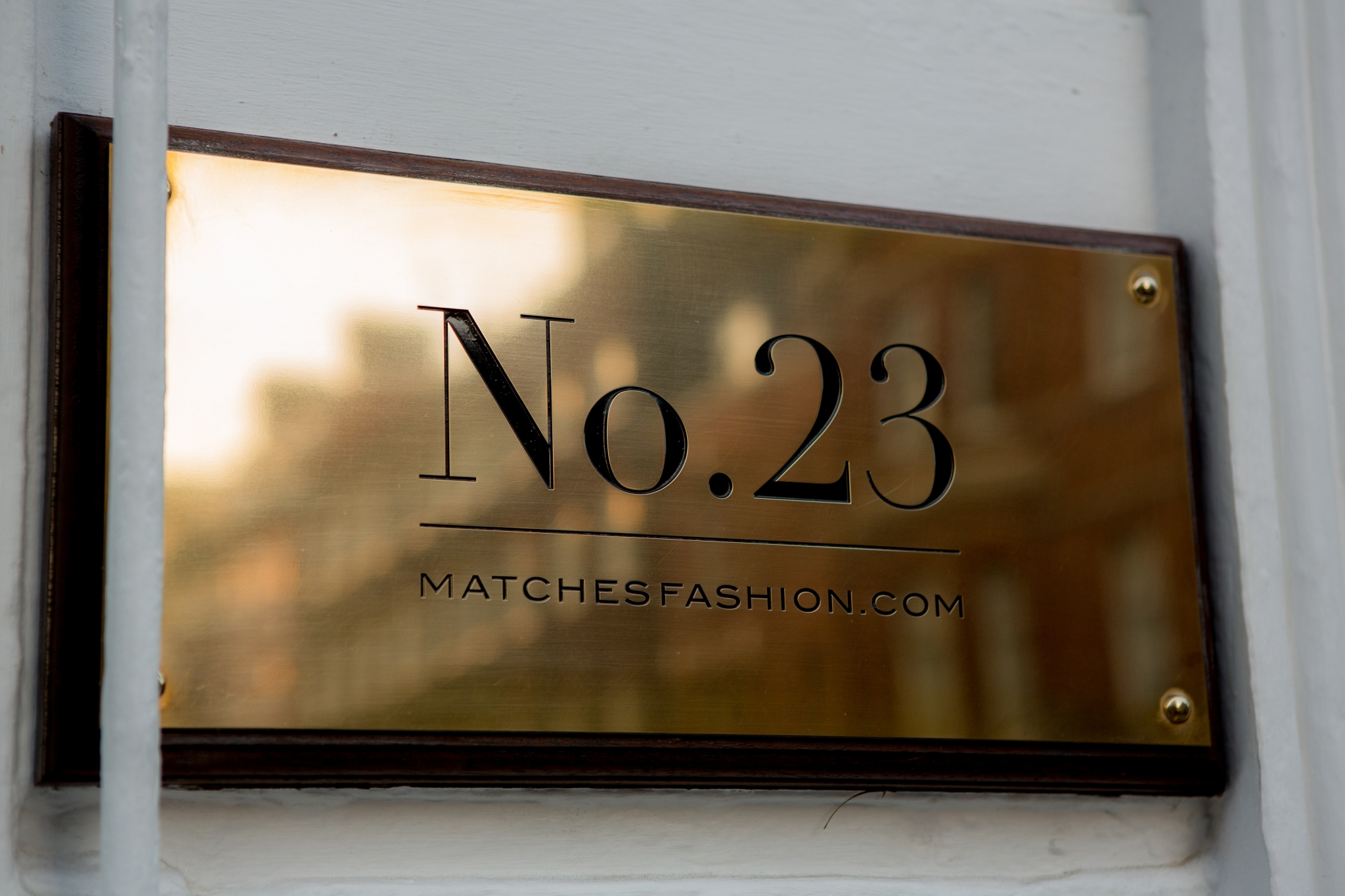 No.23 Matches Fashion