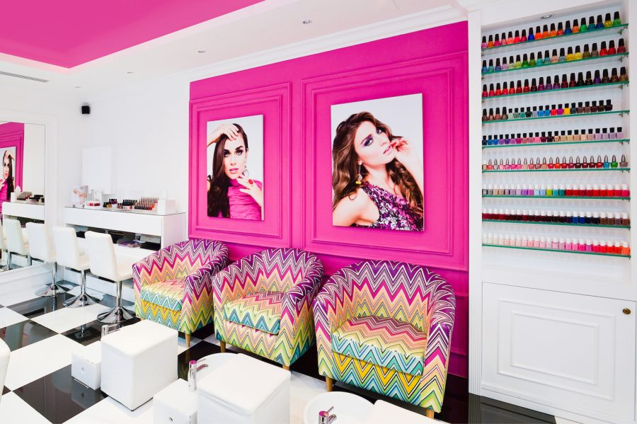 The Dollhouse Best Nail Salons Dubai
