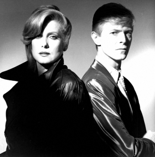 The Hunger featuring Catherine Deneuve and David Bowie