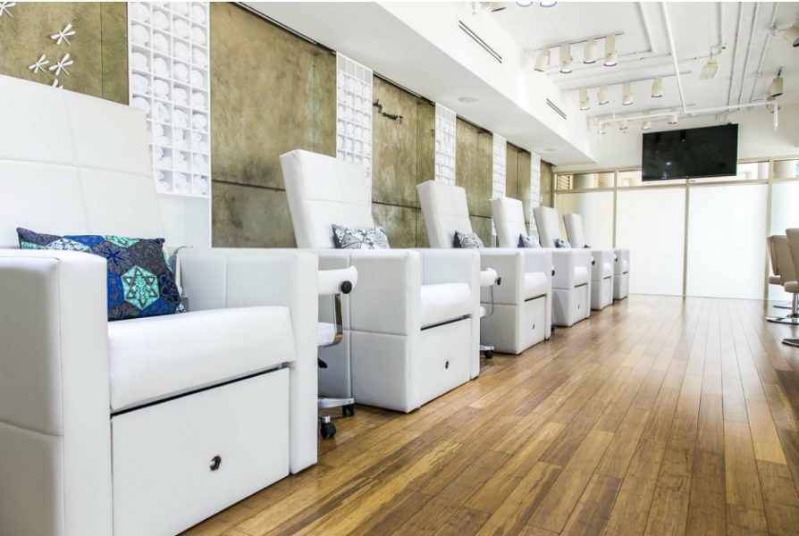 The Nail Pavilion Dubai Best Nail Salons