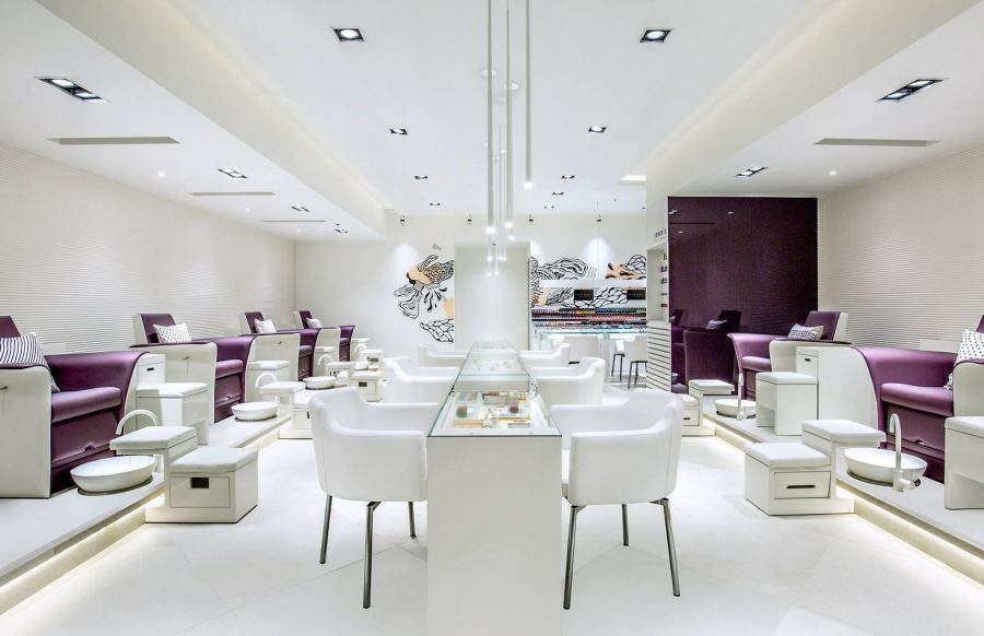 The Nail Spa Best Nail Salons Dubai