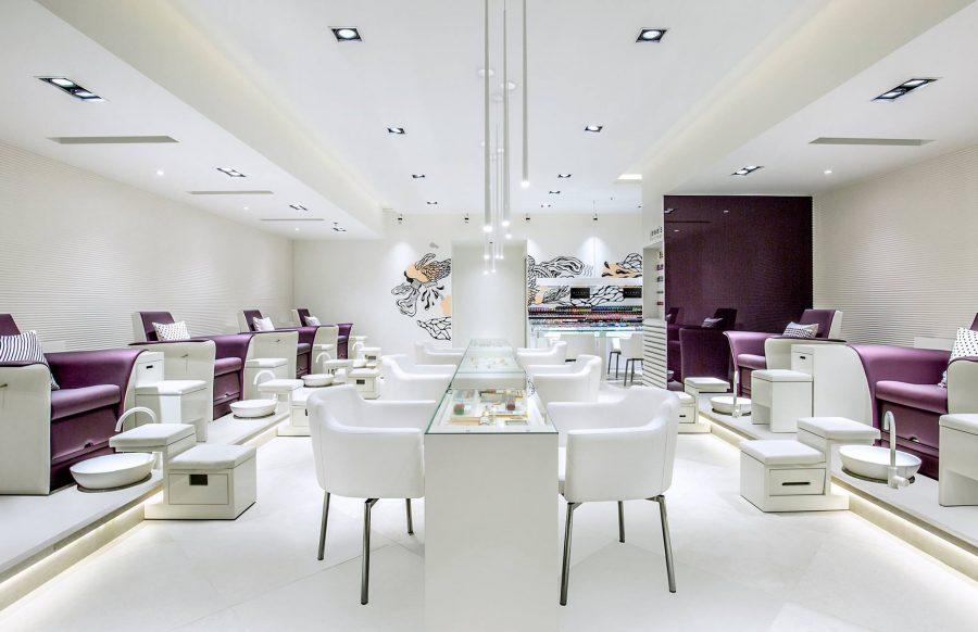 Luxury Nail Salon Design | Best Nail Designs 2018