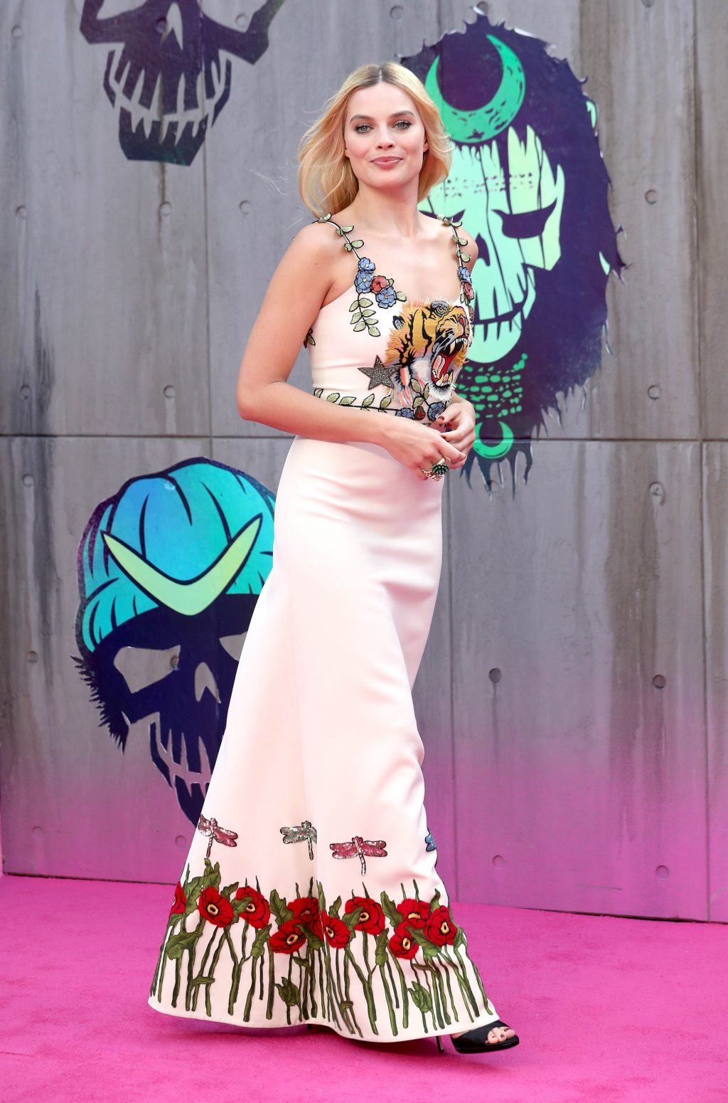 A Roundup of Margot Robbie's Best Red-Carpet Moments to Date