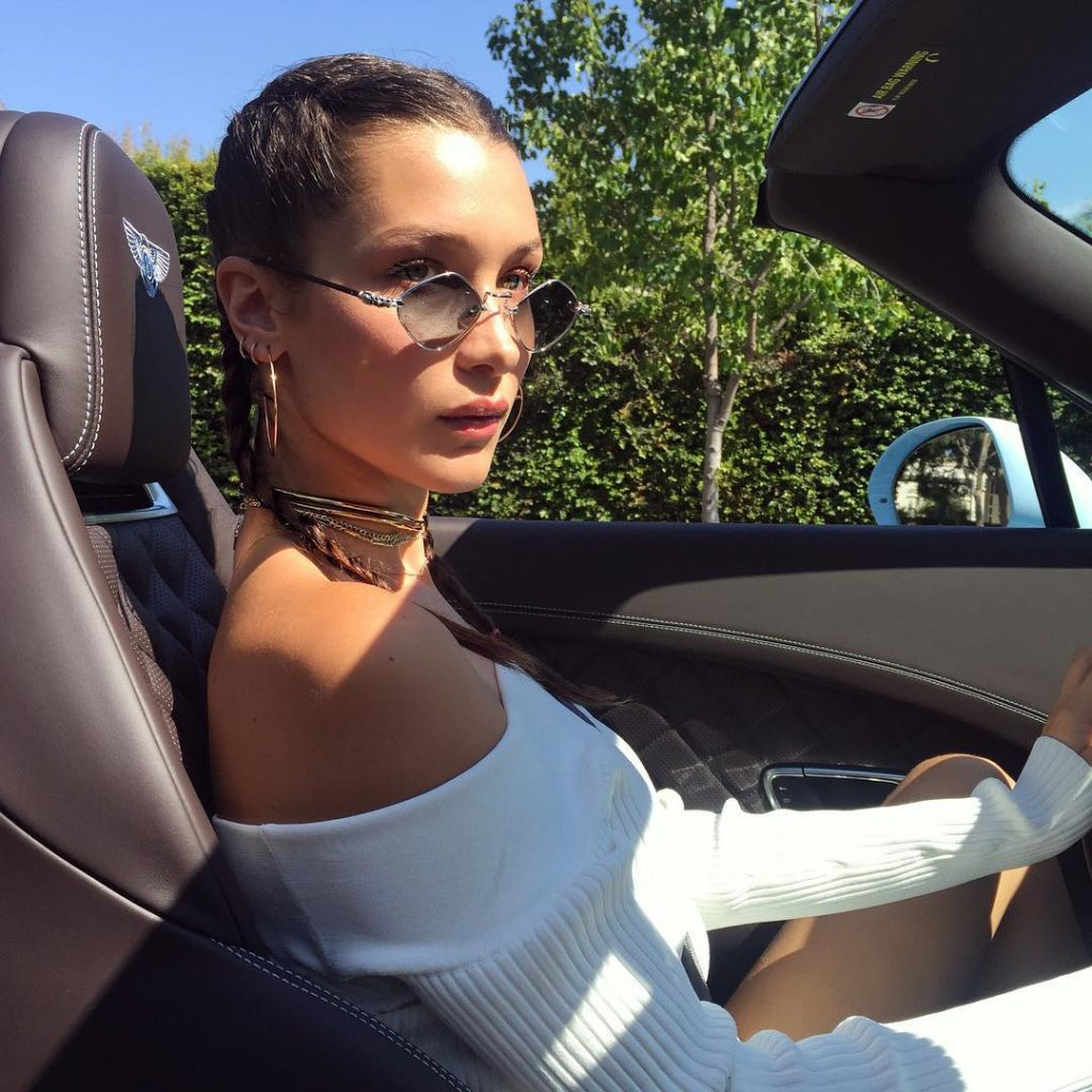 Decoding Bella Hadid's Latest Style Formula