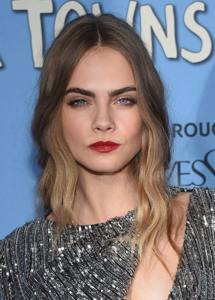 Cara Delevingne Best Beauty Look Paper Towns Premiere