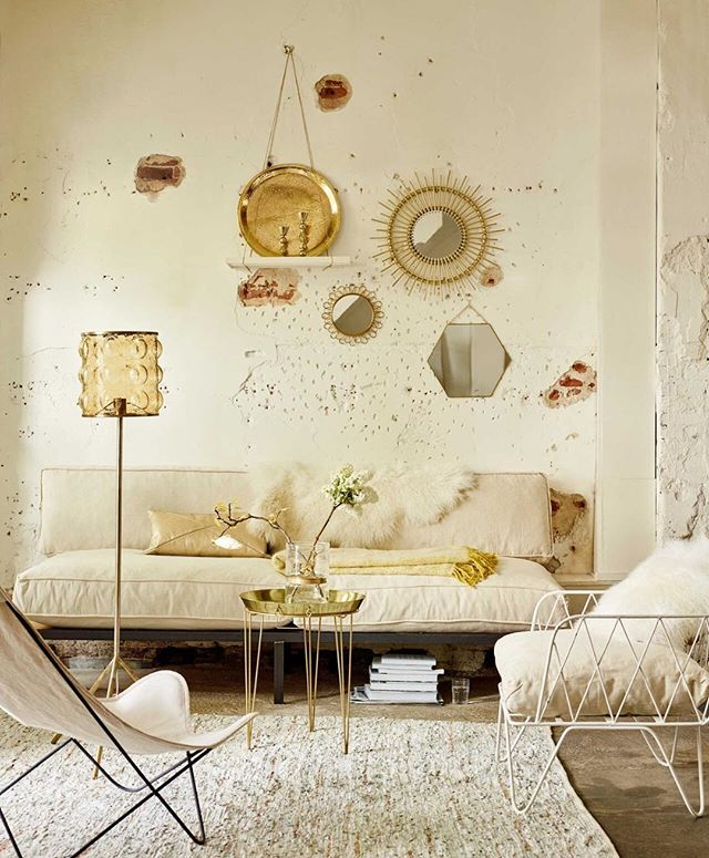 How-to-decorate-with-Gold @myinteriors