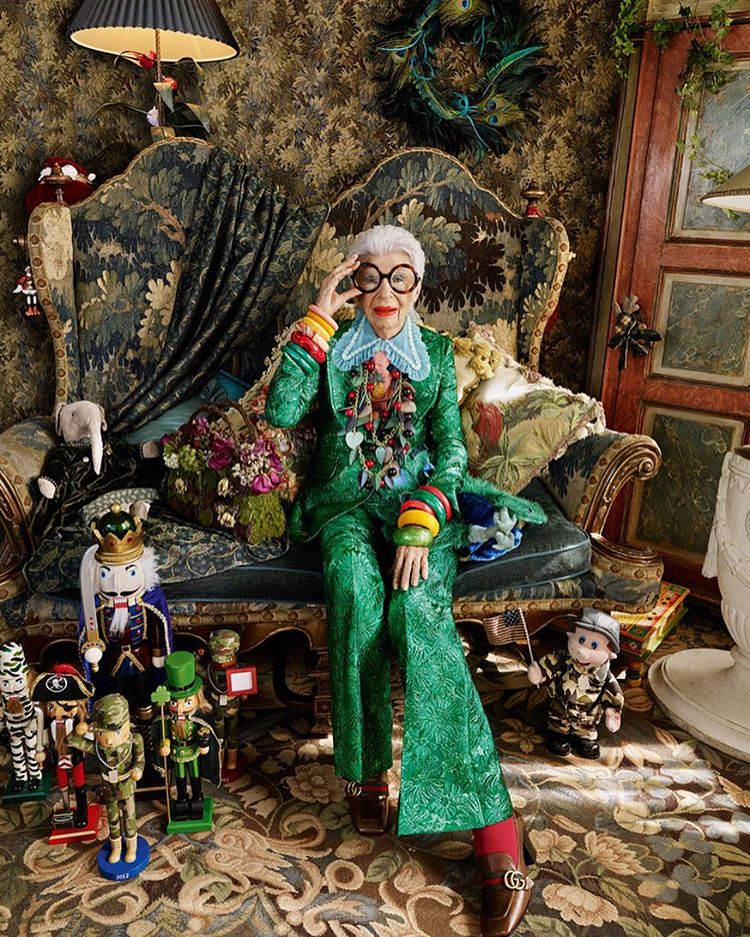 3 Style Rules to Channel Iris Apfel Today