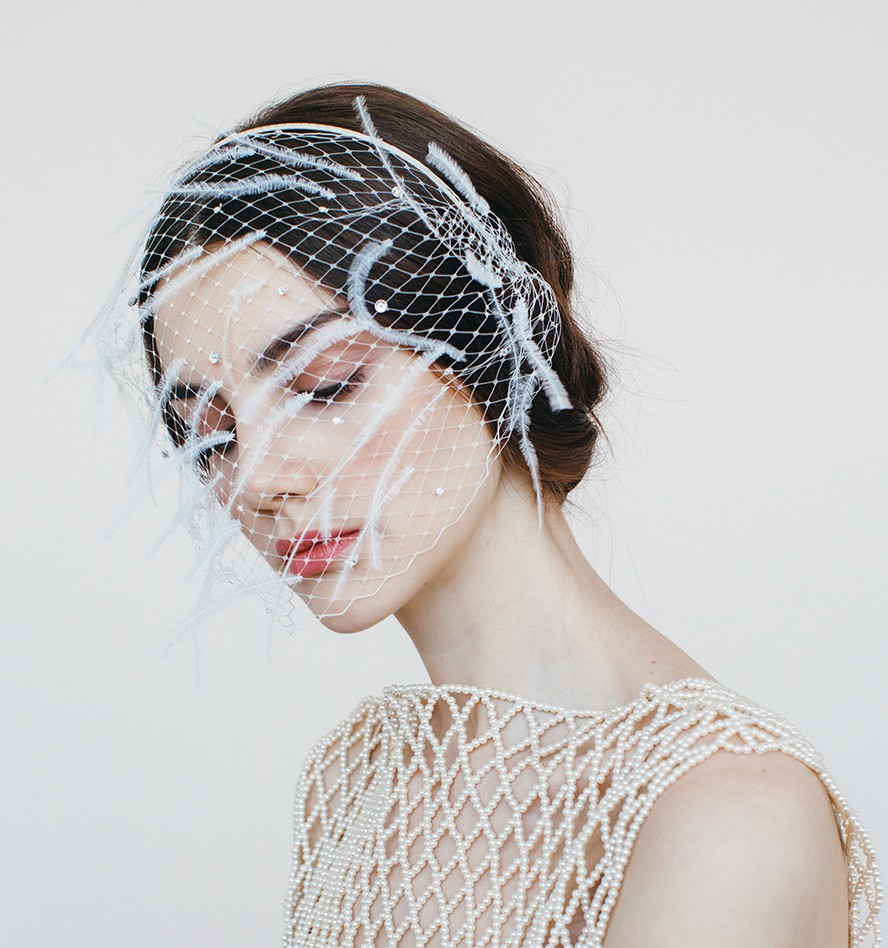 5 Beautiful Bridal Headpieces (If You're Not Feeling the Veil)