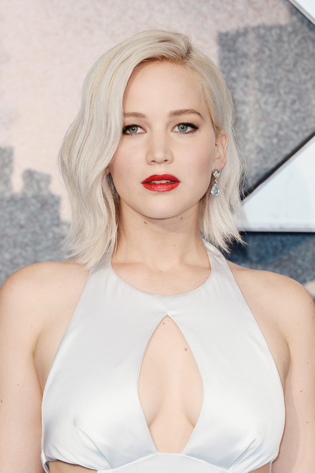 Jennifer Lawrence Beauty Hair Evolution May 2016
