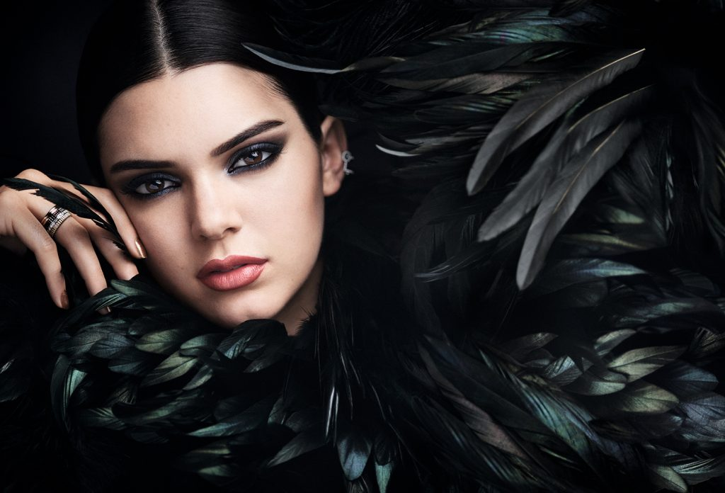 Kendall Jenner Talks Fragrance, Fashion, and Makeup