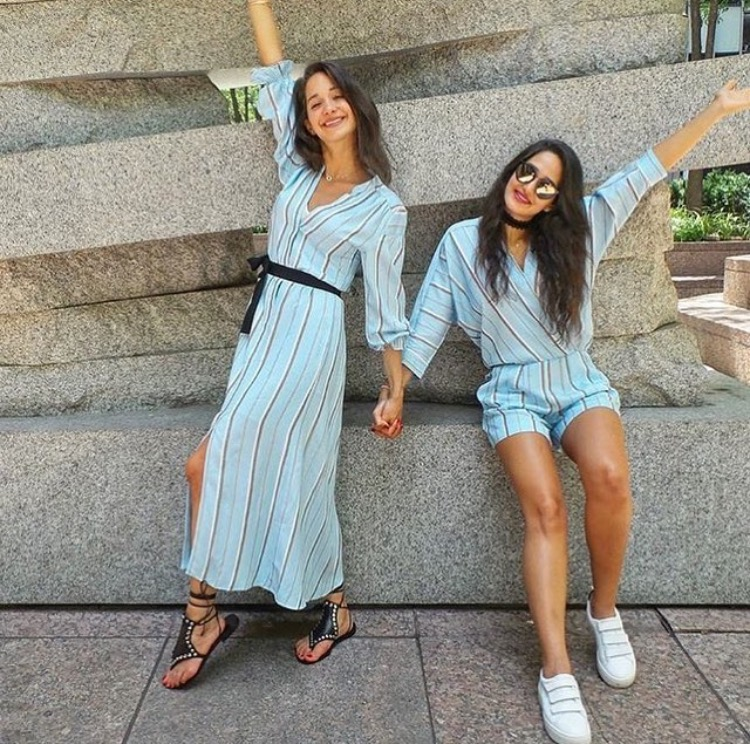 Seeing Double: The Ultimate Style Guide to Twinning